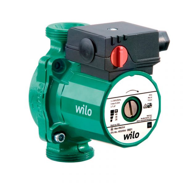 Wilo STAR-RS 25/4-130
