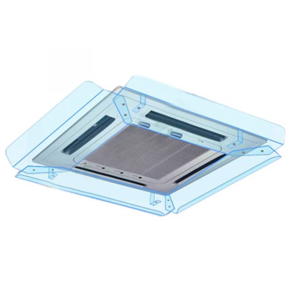 Prof-term Защитный экран 600×600 для кассетного кондиционера