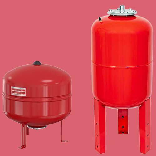 Мембранные баки для отопления
